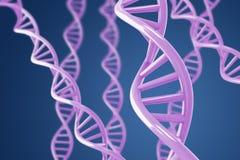 helices дна предпосылки голубые пурпуровые бесплатная иллюстрация