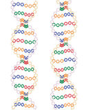helices 2 дна иллюстрация штока