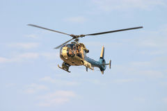 Helicopter 1 Royalty Free Stock Photography