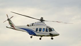 Free Helicopter Royalty Free Stock Photography - 44576447