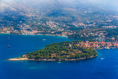 Cavtat, Croatia Stock Photography