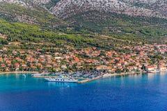 Orebic, Croatia Stock Photography