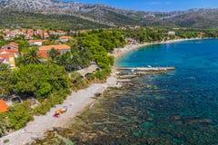 Orebic, Croatia Stock Image