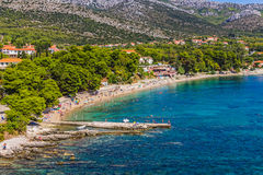 Orebic, Croatia Royalty Free Stock Photo