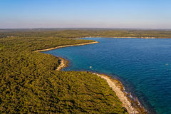 Istrian landscape - Croatia Royalty Free Stock Image