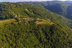 Istrian landscape - Croatia Royalty Free Stock Photo