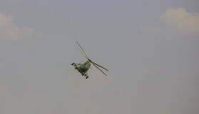 Helicopter. Stock Photography