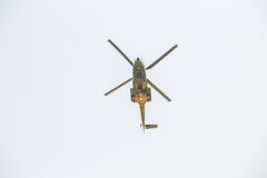 Helicopter. Royalty Free Stock Photo