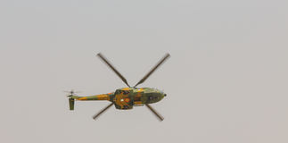 Helicopter. Stock Image