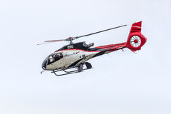 Helicopter AS350 Ecureuil Stock Image