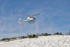 Helicopter Baikal Stock Photos