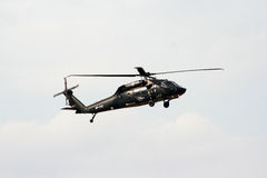 Helicopter Black Hawk Royalty Free Stock Photos