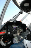 Helicopter Cockpit Stock Photos