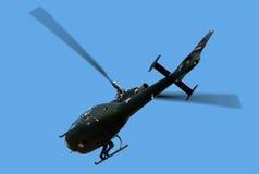 Helicopter Gazelle-5 Royalty Free Stock Image
