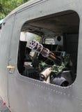 Helicopter Gunship - Ho Chi Minh City - Vietnam Royalty Free Stock Photos