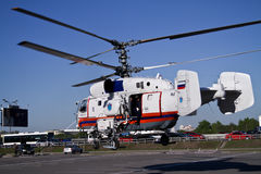Helicopter KA-32A Stock Photo