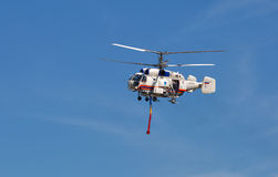 Helicopter Kamov 32A Royalty Free Stock Image