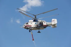 Helicopter Kamov 32A Royalty Free Stock Photography