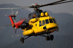 Helicopter Mi 171 Stock Image