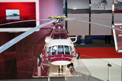 Helicopter MI-171A2 Stock Image