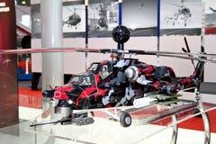 Helicopter Mi-28NE Royalty Free Stock Image