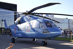 Helicopter MI-38 Royalty Free Stock Image
