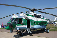 Helicopter Mi-8  AMT Royalty Free Stock Images
