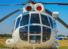 The helicopter Mi8 Royalty Free Stock Image
