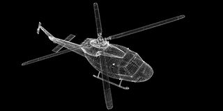 Helicopter, Military Sealift Stock Photos