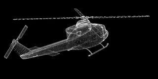 Helicopter, Military Sealift Stock Images