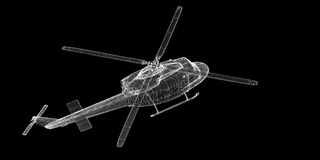 Helicopter, Military Sealift Royalty Free Stock Photography