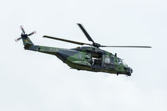 Helicopter NH90 of the German Army. Royalty Free Stock Images