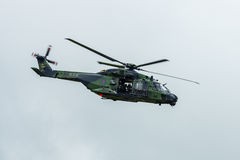 Helicopter NH90 of the German Army. Royalty Free Stock Photography