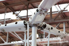 Helicopter Propeller Royalty Free Stock Photos