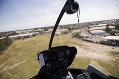 Helicopter Ride Stock Photography
