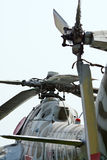 Helicopter Rotors Stock Image