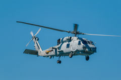 Helicopter SH-60B Seahawk Royalty Free Stock Photos