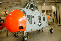 Helicopter - Sikorsky HH - 19 B (S-55) Stock Photography