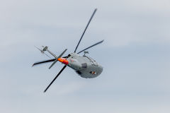 Helicopter Sikorsky S-76C Royalty Free Stock Image