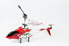 Helicopter toy Royalty Free Stock Image
