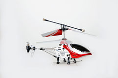 Helicopter toy Royalty Free Stock Images