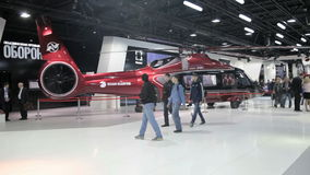 Helicopter stock video