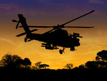 Helicopters Royalty Free Stock Photos
