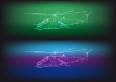 Helicopters Stock Images