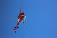 Helicóptero Fotografía de archivo libre de regalías