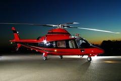 Helicóptero Foto de Stock Royalty Free