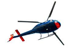 Helicóptero aislado Imagen de archivo