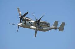 Helicóptero del Osprey V-22 Fotos de archivo libres de regalías