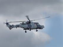Helicóptero do Mk 8 do lince Fotografia de Stock