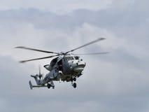 Helicóptero do Mk 8 do lince Fotos de Stock